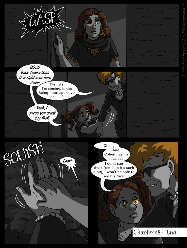 Chapter 28 page 27 ~ Playing dirty
