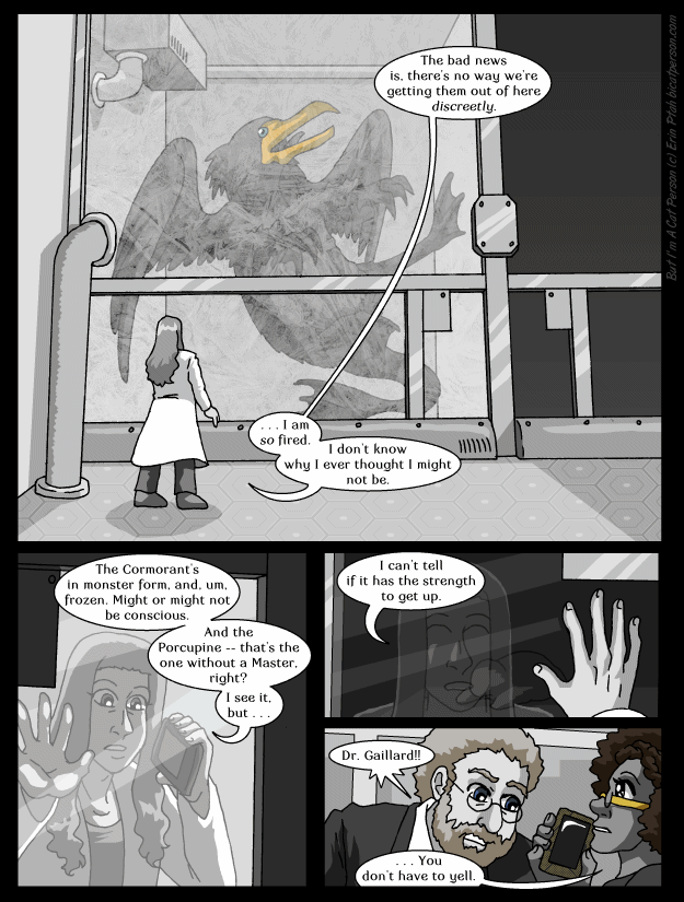Chapter 29 page 5 ~ Like a frozen turkey dinner