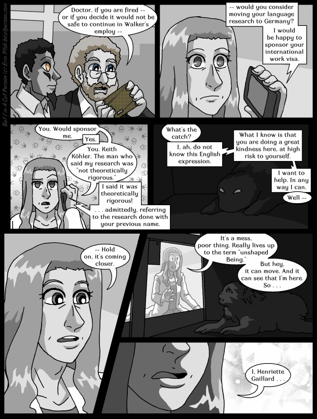 Chapter 29 Page 6 ~ Big Blob of Porcupine Day