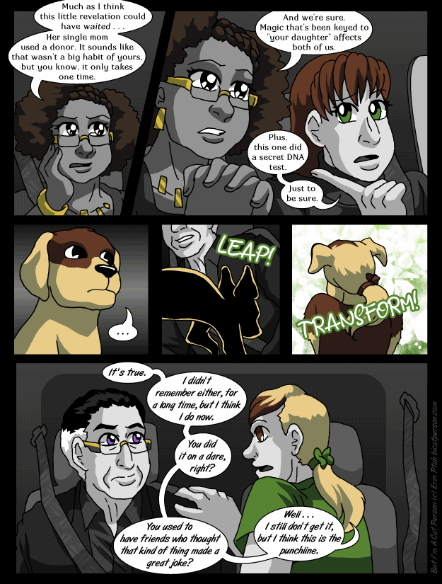 Chapter 29 page 11 ~ Ba-dum tishhhh