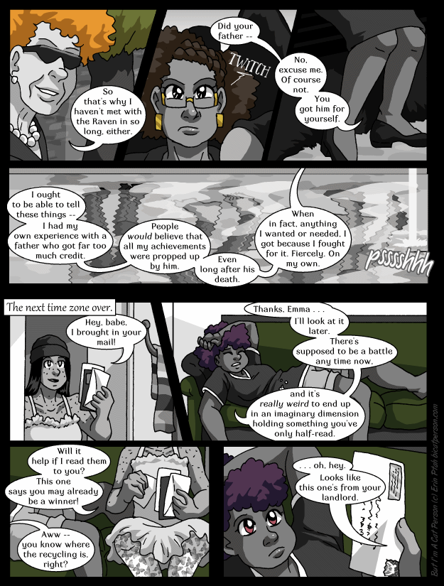 Chapter 29 page 19 ~ We're not so different, you and I