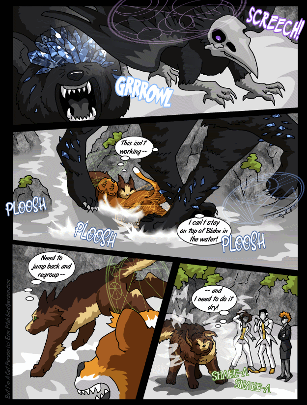 Chapter 29 page 26 ~ We!…are the Crystal Wolves!