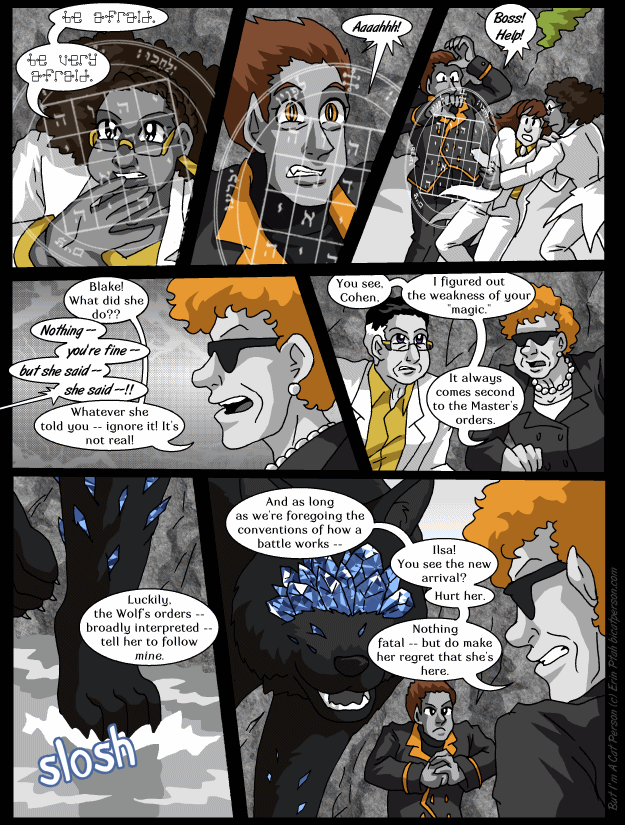 Chapter 29 page 29 ~ Screw the rules, I have Fluffy