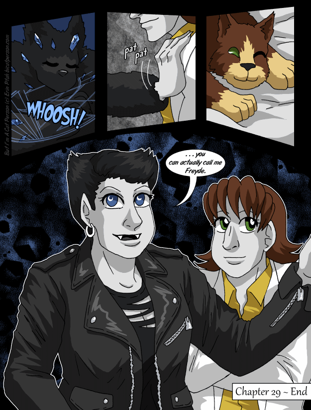 Chapter 29 page 31 ~ Freydian slip