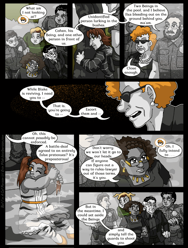 Chapter 30 page 10 ~ Raising the stakes