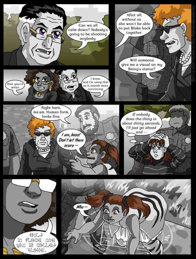 Chapter 30 page 11 ~ Finally getting to the actual reason we came here…