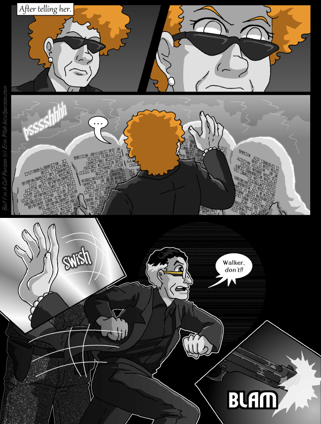 Chapter 30 page 14 ~ One small lunge