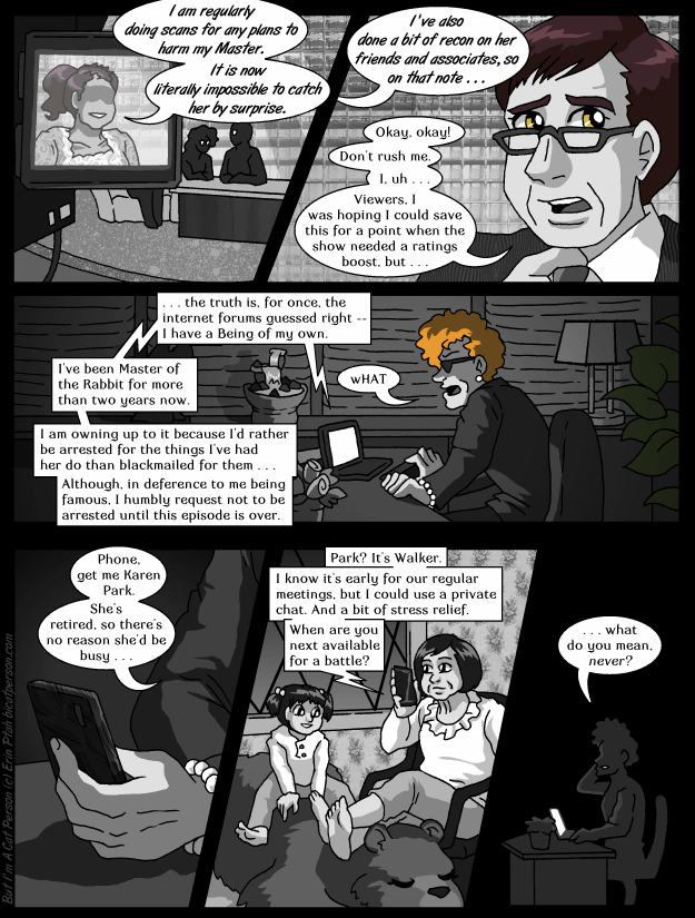 Chapter 30 page 24 ~ Weaker alone