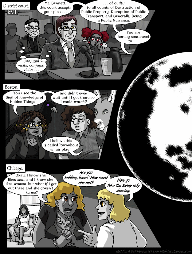 Chapter 30 page 29 ~ Aftermath, part 1