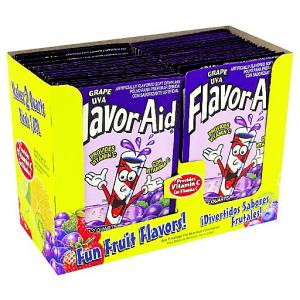 Carton of Flavor-Aid