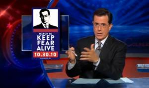 Colbert Report screencap