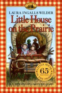 Little House On the Prairie cover