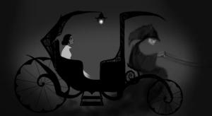 Emily Dickinson illustration
