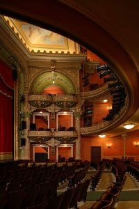 Colonial Theater interior