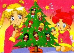 Sailor Moon christmas tree